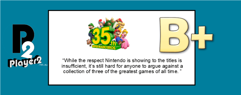 Super Mario 3D All-Stars Review - Hey Now, You're An All-Star
