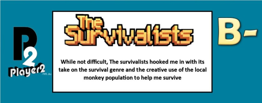 The Survivalists - Nothing But Monkey Business