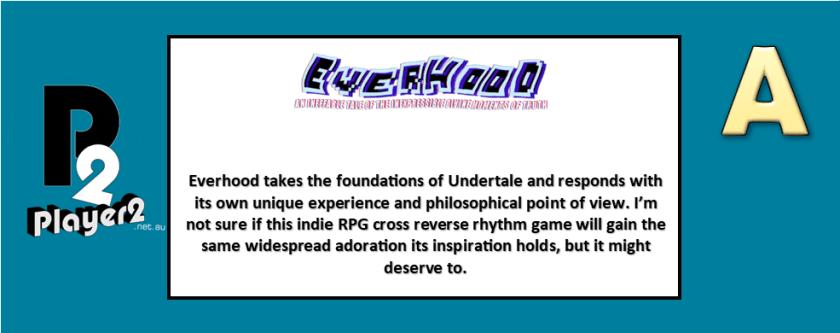 Everhood - Reversing the Rhythm