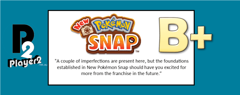 New Pokémon Snap - Happy Snapping