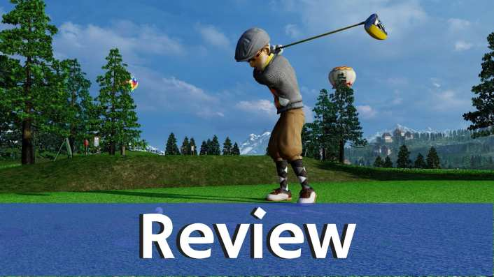 Review: Everybody's Golf - PS4