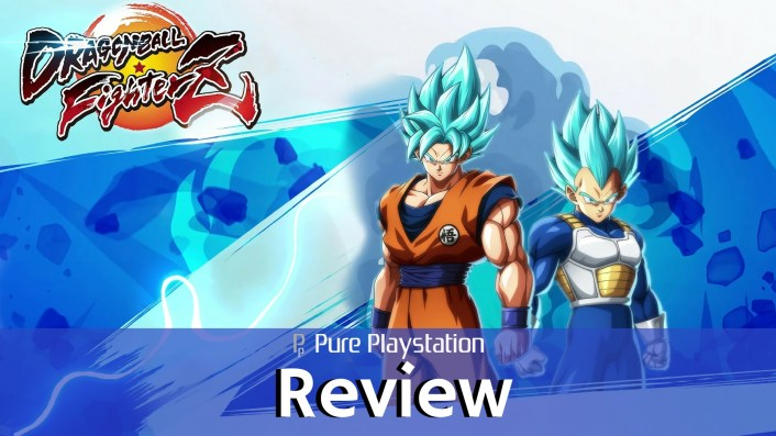 Review: Dragon Ball FighterZ - PS4