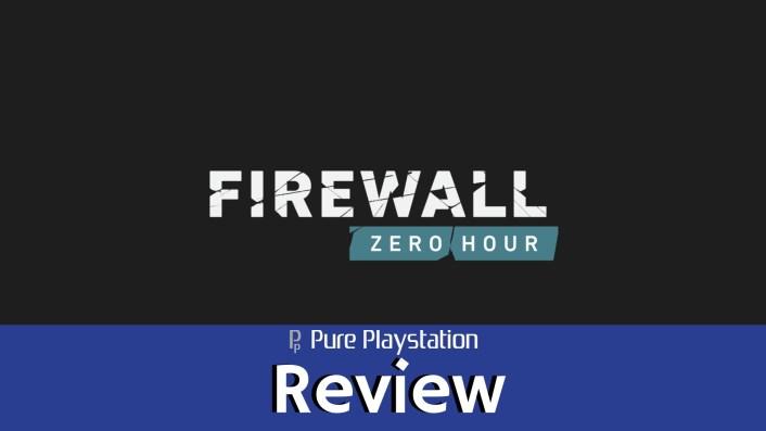 Review: Firewall: Zero Hour - PS4/PSVR