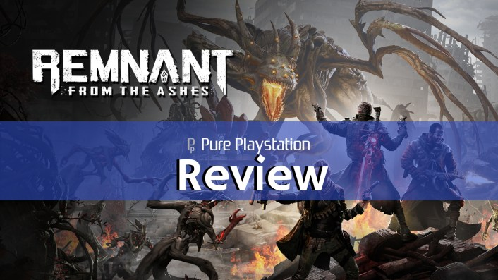 Review: Remnant: From the Ashes - PS4