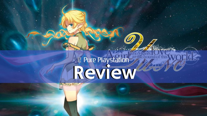 Review: YU-NO: A Girl Who Chants Love at the Bound of This World - PS4