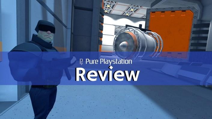 Review: Covert VR - PS4/PSVR