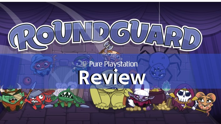Review: Roundguard - PS4