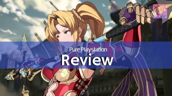 Review: Granblue Fantasy: Versus – PS4
