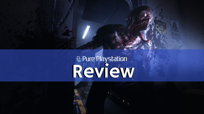 Review: Daymare 1998 – PS4