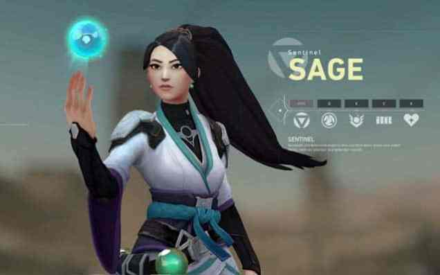 Valorant Sage Character, Abilities, Ultimates and More