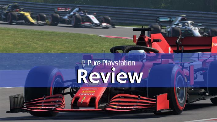 Review: F1 2020 - PS4