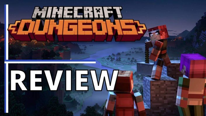 Review: Minecraft Dungeons - PS4