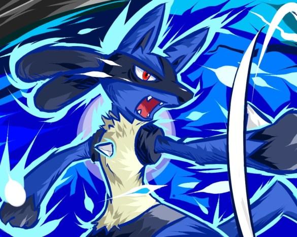Riolu Pokemon Sword and Shield