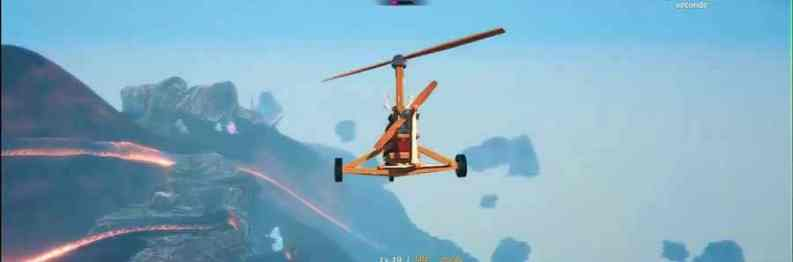 Craftopia : How To Build A Helicopter