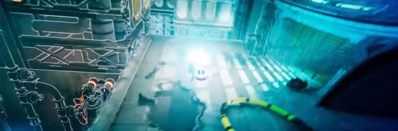 Ghostrunner: Sensory Boost