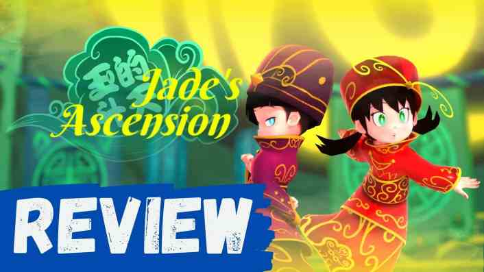Review: Jade's Ascension - PS4