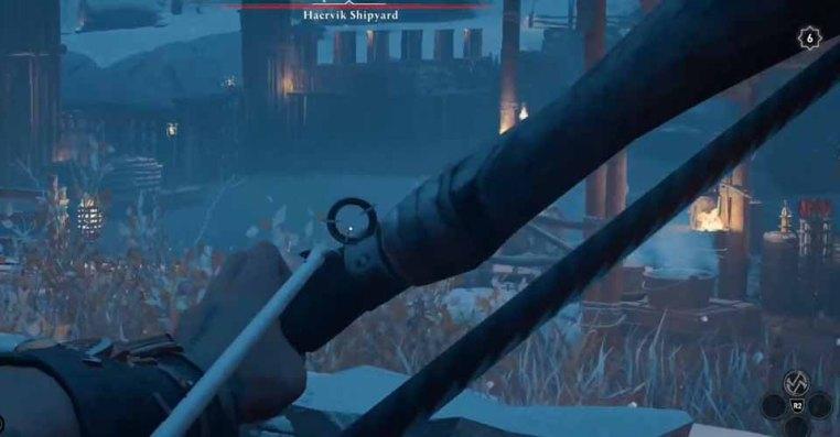 Assassin's Creed Valhalla: Recurve Bow Location