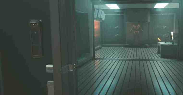 Cyberpunk 2077: Adam Smasher's Secret Hideout Location
