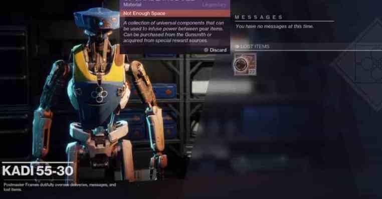 Destiny 2: Best Way To Farm Upgrade Modules