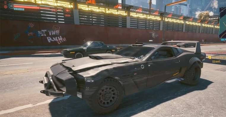 Cyberpunk 2077: How to Get Qyadra Type-66 CTHULHU Racing Car