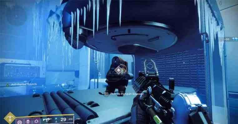Destiny 2: Penguin Toy Statue Locations