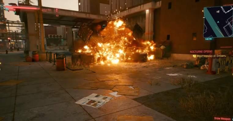 Cyberpunk 2077: Detonate Grenade Quickhack & Location