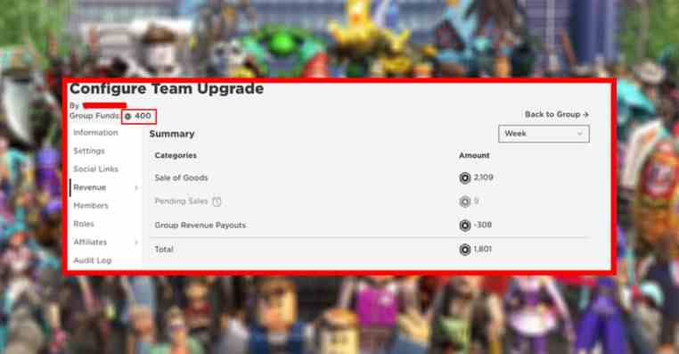 Roblox Mobile: How to Add Group Funds – 2021