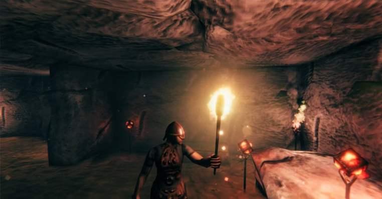 Valheim: Where to Find Dungeons