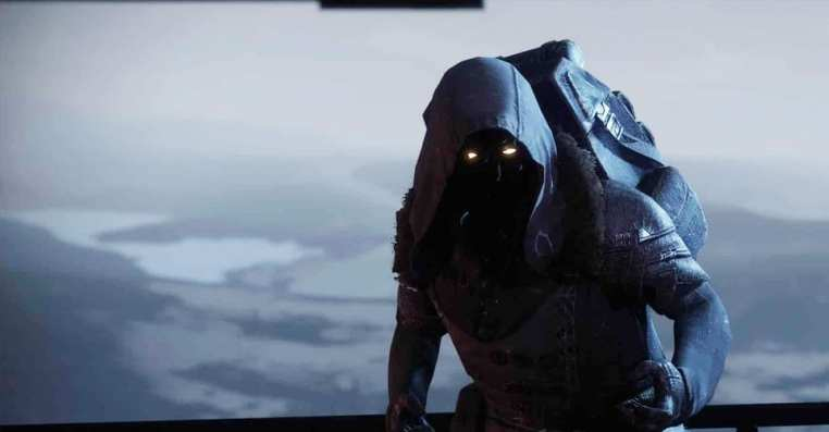 Where is Xur in Destiny 2 - Location