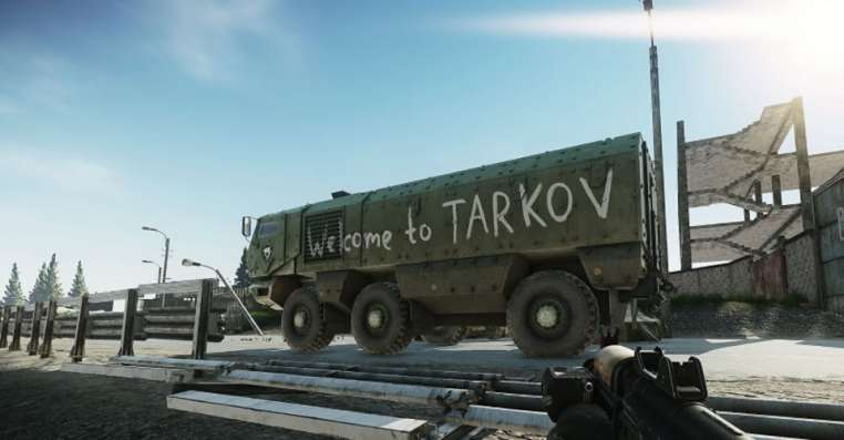 Escape from Tarkov: How to Level your Metabolism