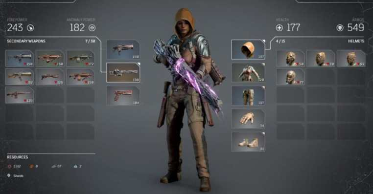 Outriders: Max Gear Level