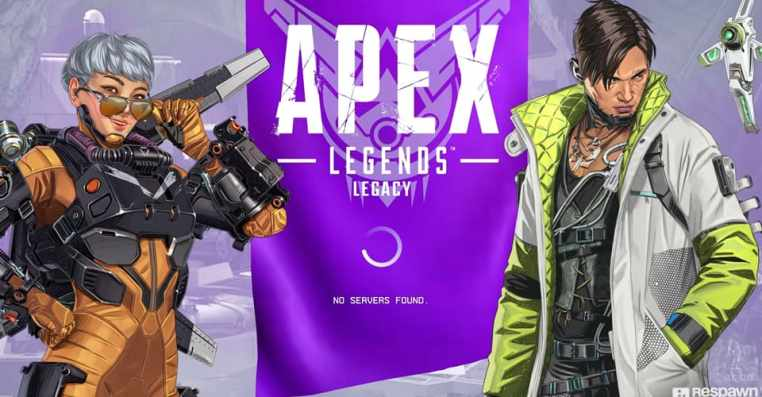 Apex Legends: Fix 'No Servers Found' Error Loop