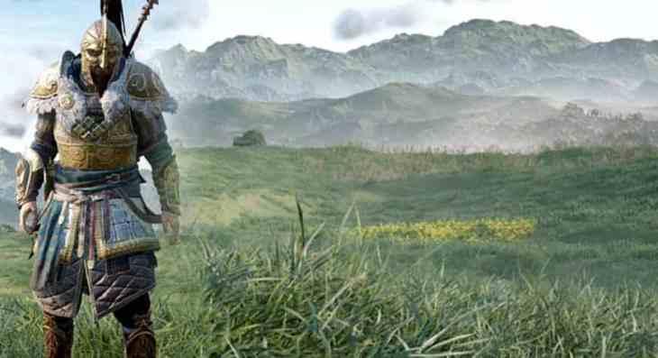 Assassin's Creed Valhalla Wrath of the Druids: Dublin Champion Armor Set | Location