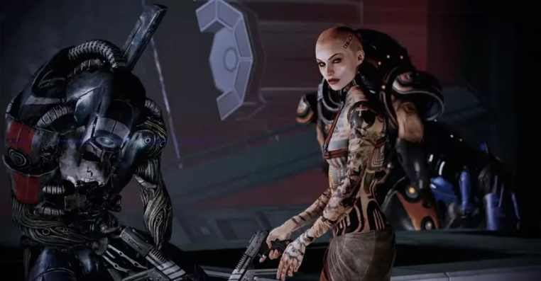 Mass Effect Legendary Edition: How to Save Wrex