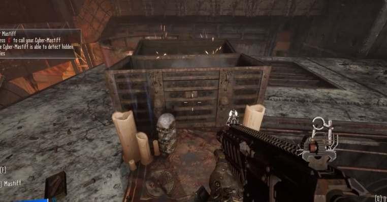 Necromunda Hired Gun: Kaerus Chest Locations