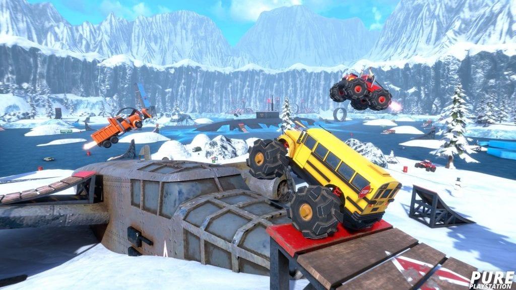 crash drive 3 screenshot 2