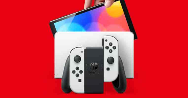 Nintendo Switch OLED: How Much Will It Cost