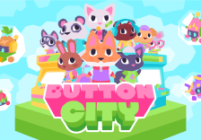 button city poster logo