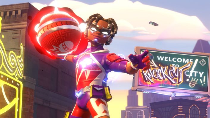 Knockout City's Mid-Season Event, Knockout City Heroes is Delayed