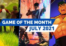 game of the month pure playstation july 2021
