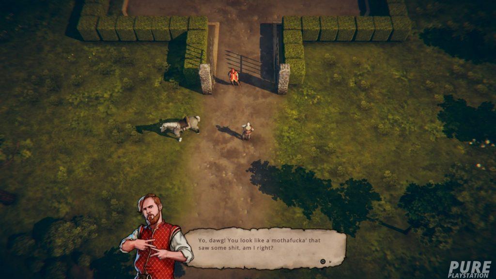 rustler game screenshot 3