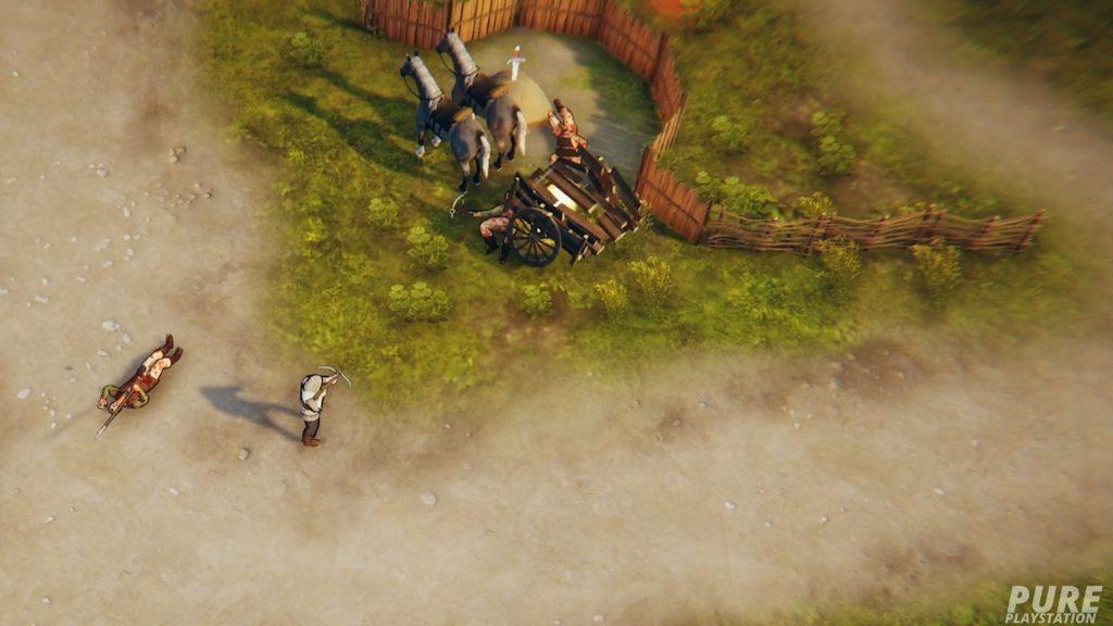 rustler game screenshot 2