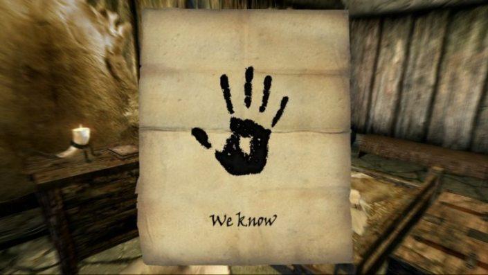 How to Join the Dark Brotherhood in Skyrim