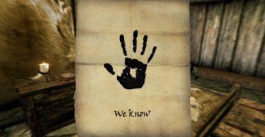 Skyrim How to Join the Dark Brotherhood
