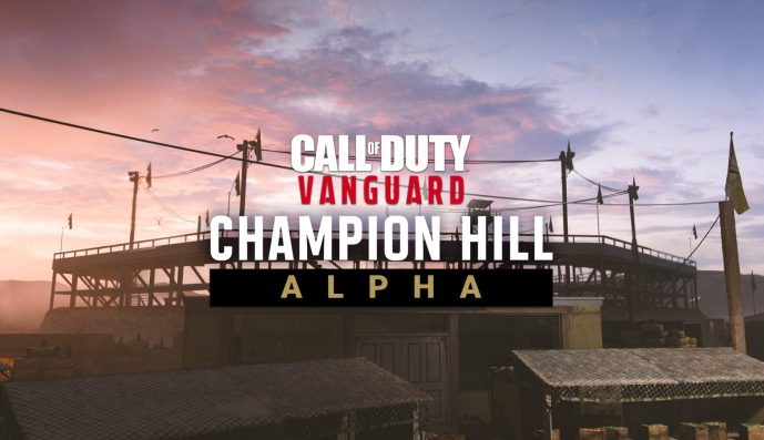 Call Of Duty: Vanguard Multiplayer Alpha Comes to PlayStation This Weekend