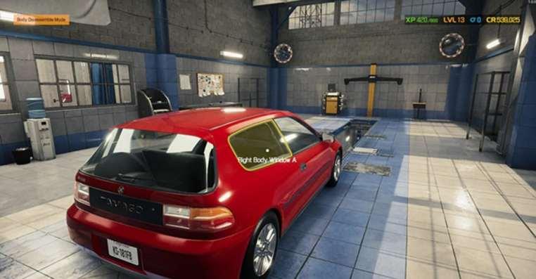 Car Mechanic Simulator 2021   Fuel Pump Location