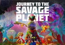racoon logic owns journey to the savage planet