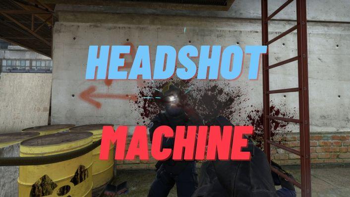 CSGO: Become a Headshot Machine with A Custom Crosshair