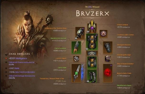 Wizard Build Guide for Diablo 3