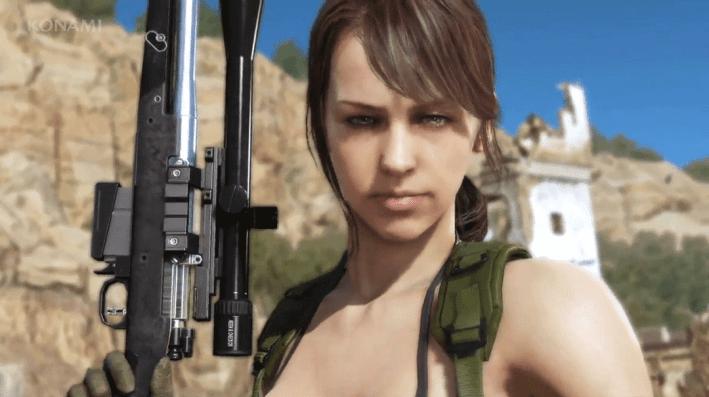 How to Get Quiet in Metal Gear Solid 5